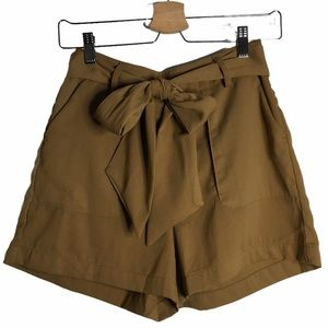 🌌2/$20 A New Day Brown High Rise Shorts XS